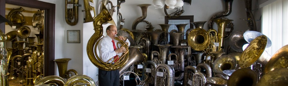 V & E Simonetti Historic Tuba Collection